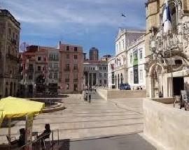 Apartamento renovado na baixa de Coimbra