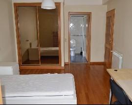 Alugo quarto individual em Leiria Centro com WC Privado