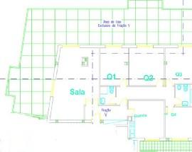 Arrendo quartos em apartamento T4 equipado e mobilado
