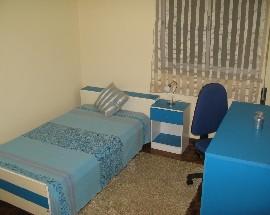 Arrendo quartos confortaveis a estudantes ou trabalhadores