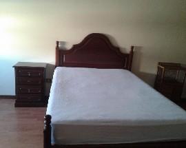 Arrendo dois quartos apartamento bem localizado em Braganca