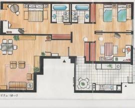 Alugo apartamentos a estudantes saida metro Quinta das Conchas