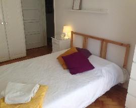Sunny and cosy room in Laranjeiras