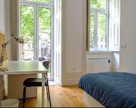 Alugo quartos no coracao da cidade de Coimbra