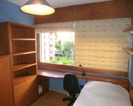Alugo quarto Colegio Militar Luz num T3