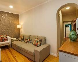 Apartamento T1 na Mouraria a 5 min do metro Martin Moniz