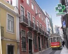 Casa Marvao Residencia de Estudantes Lisboa