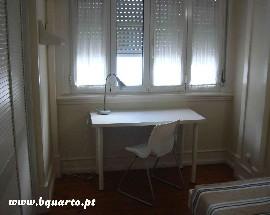 O apartamento em Lisboa zona central