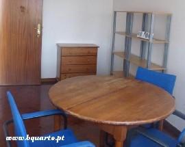 Quartos com acesso a cozinha no Porto Centro