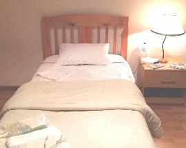 Arrenda se quarto bastante espacoso e todo mobilado no Porto