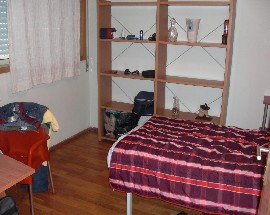 Alugo um quarto em frente ao ISMAI