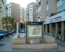 Quarto individual para 1 ou 2 estudantes Lisboa Alfornelos