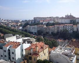 Quarto num apartamento em Coimbra