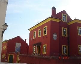 Casa junto a Universidade