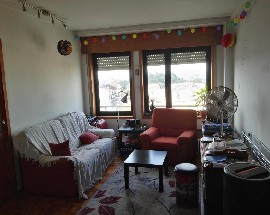 Renting a room in a T2 apartment in the center of Oporto