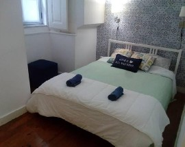 Double room next to the Tagus River