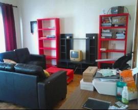 Arrenda quarto para menina em apartamento T4 centro Viseu