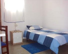Quarto individual para jovens universitarios em Evora
