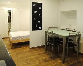 Apartamento T0 no centro historico da Covilha