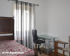 Alugo 3 quartos individuais com despesas Coimbra Solum