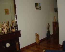 Alugo quarto com janela para o Jardim do Campo Grande Lisboa