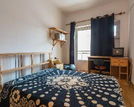 Alugo quartos mobilados com serventia da casa