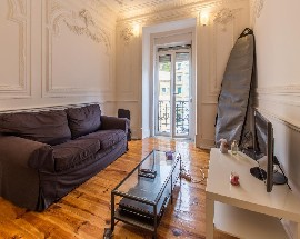 5 Bedroom apartment in Lisbon