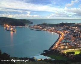 Alugo quarto na cidade da Horta Faial Acores