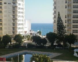 Apartamento tipo T1 junto a praia em zona calma