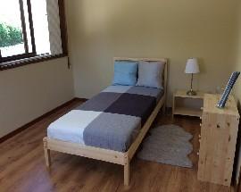 Vivenda renovada com 8 quartos para estudantes Hosp Sao Joao