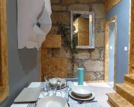 Casa tipo loft centro Porto