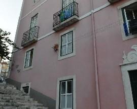 Quartos no centro de Lisboa em residencia jovem