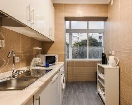 Apartamento mobilado na Graca