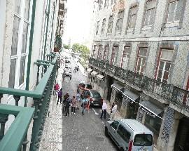 Quartos para estudantes entre a Baixa e Alfama