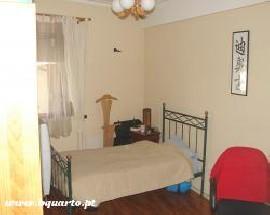 Alugo quarto mobilado perto da RTP e Hospital Santos Silva
