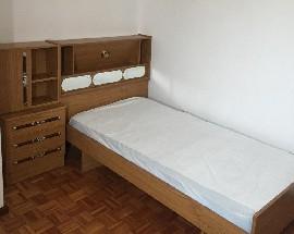 Arrenda se quarto a rapariga em Montes Burgos