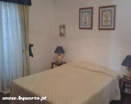 Alugo quarto junto a Escola de Hotelaria do Estoril