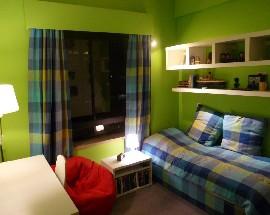 Quarto para alugar em condominio na zona das Laranjeiras