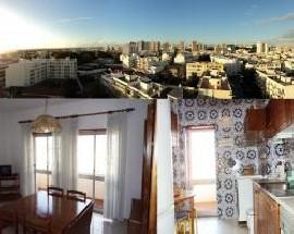 Aluga se Apartamento T3 Mobilado em Faro