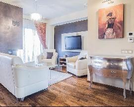 Lindo apartamento de dois quartos em Lisboa