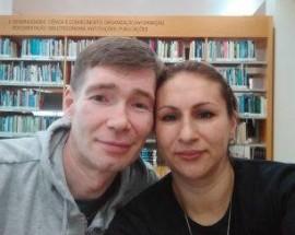 Nos casal Sergiy e Mila procuramos quarto wc privada Porto