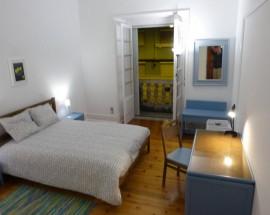 Quartos em apartamento charmoso e remodelado Lisboa Saldanha