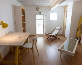 Quarto Amarelo em casa partilhada Lisboa zona central