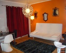 O Lux Apartment esta localizado em Lisboa