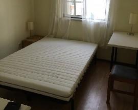 Quarto com cama de casal Sao Domingos de Rana