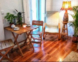 Room in shared apartment in the heart of Lisbon